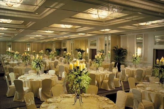婚宴大厅设计效果图